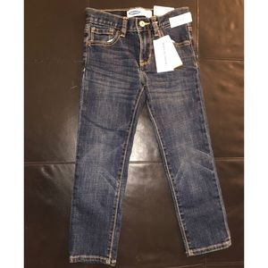 Relaxed Slim boy jeans